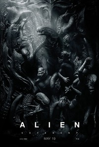 Alien: Covenant main cover