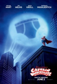 Captain Underpants: The First Epic Movie main cover