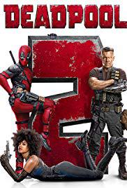 Deadpool 2 main cover