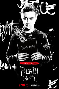 Death Note main cover