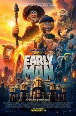 Early Man movie cover