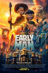 Early Man main cover