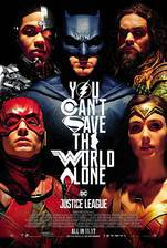 Justice League movie cover