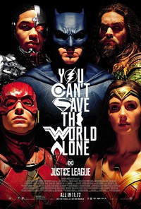 Justice League main cover