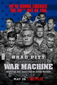 War Machine main cover