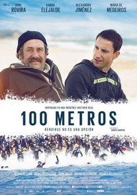 100 metros main cover