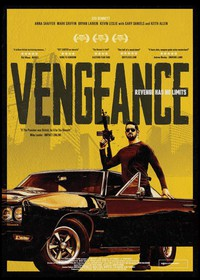 I Am Vengeance main cover