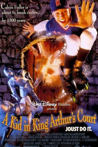 A Kid in King Arthur's Court main cover