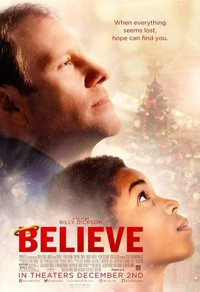 Believe main cover