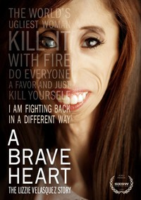A Brave Heart: The Lizzie Velasquez Story main cover