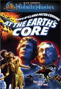 At the Earth's Core main cover