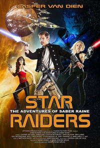 Star Raiders: The Adventures of Saber Raine main cover