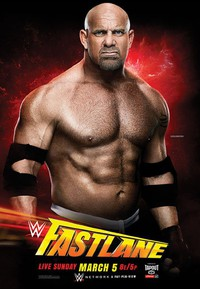 WWE Fastlane main cover