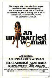 An Unmarried Woman main cover