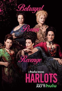 Harlots movie cover