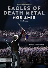 Eagles of Death Metal: Nos Amis movie cover