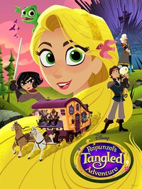 Tangled: The Series movie cover