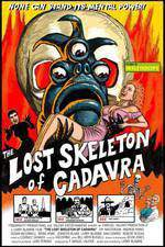 the_lost_skeleton_of_cadavra movie cover