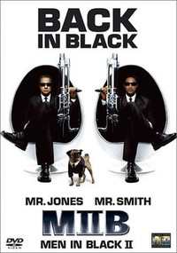 Men in Black II main cover