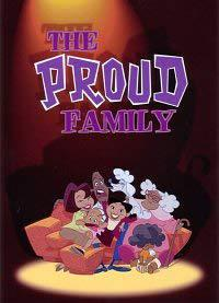 The Proud Family movie cover