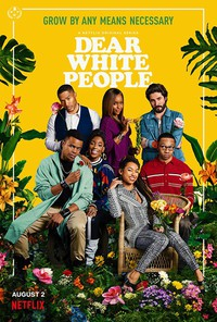 Dear White People movie cover