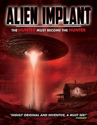 Alien Implant: The Hunted Must Become the Hunter main cover