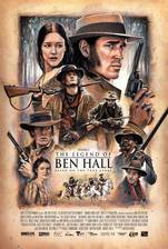 The Legend of Ben Hall movie cover