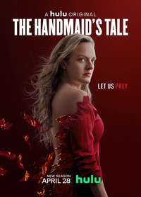 The Handmaid's Tale movie cover