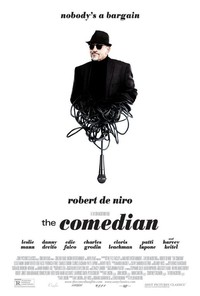 The Comedian main cover