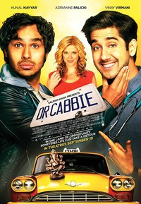 Dr. Cabbie main cover