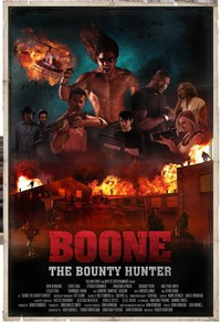 Boone: The Bounty Hunter main cover
