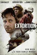 Extortion movie cover