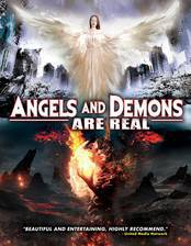 Angels and Demons Are Real movie cover