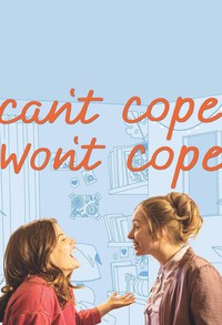 Can't Cope, Won't Cope movie cover