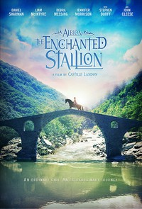 Albion: The Enchanted Stallion (Rise of the Danann) main cover