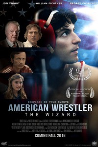 American Wrestler: The Wizard main cover