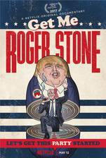 Get Me Roger Stone movie cover