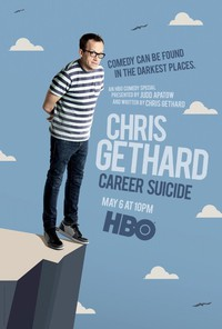 Chris Gethard: Career Suicide main cover