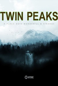 Twin Peaks movie cover