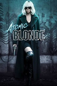 Atomic Blonde main cover