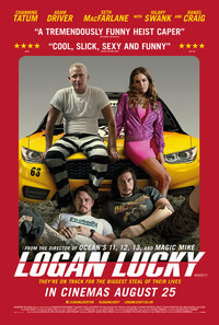 Logan Lucky main cover