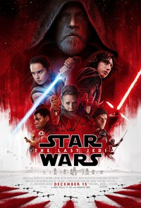 Star Wars: Episode VIII - The Last Jedi main cover