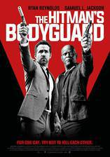 The Hitman's Bodyguard movie cover