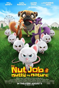 The Nut Job 2: Nutty by Nature main cover