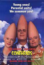 coneheads movie cover