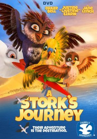 A Stork's Journey main cover