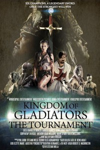 Kingdom of Gladiators, the Tournament main cover