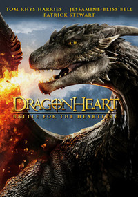DragonHeart 4: Battle for the Heartfire main cover