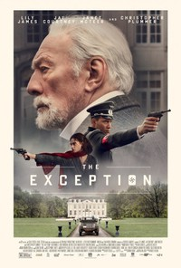 The Exception main cover
