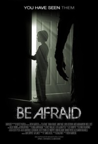 Be Afraid main cover